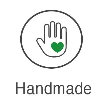 Fabriqués à la main en Inde