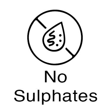 No Sulphates